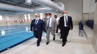 Amasya Valisi Mustafa Masatlı, Suluovada bir dizi ziyaret gerçekleştirdi