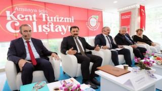 Amasyada kent turizmi çalıştayı yapıldı