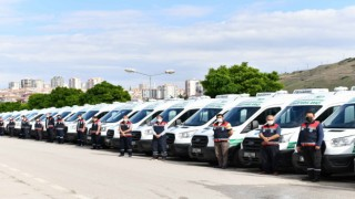 Ankara Büyükşehir Belediyesi cenaze araç filosunu genişletti