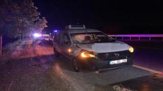 Aracın çarptığı yaşlı adam hayatını kaybetti