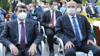 ATO Başkanı Baran 'Coğrafi İşaretli Ürünler Kitabının tanıtımına ev sahipliği yaptı