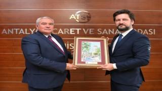 ATSO Başkanı Çetin: Macaristan ile ekonomik ilişkilerimizi yukarı taşımalıyız
