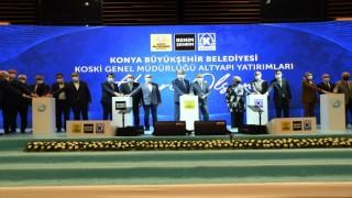 Başkan Altay: 507 milyonluk yatırımla Konyanın altyapısını güçlendiriyoruz