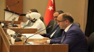 Başkan Çöl uluslararası foruma Türkiyeyi temsilen katıldı