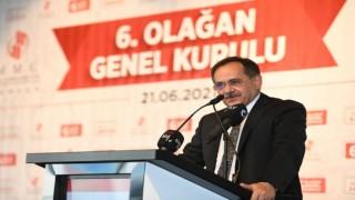 """Başkan Demir: """"Her yıl ortalama bir ilçe nüfusa ekleniyor"""""""