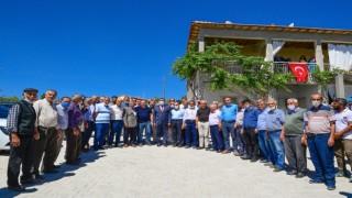Başkan Gürkan, vatandaşlarla bir araya geldi