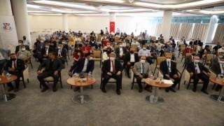 Başkan Palancıoğlu Öz Sağlık-İş Sendikası Genel Kuruluna katıldı