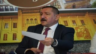 Başkan Vidinlioğludan Erbilgine cevap verdi