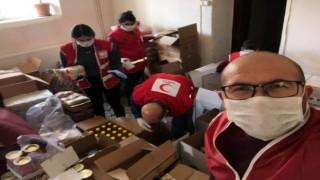 Başkan Vuraldan Türk Kızılayı kuruluş yıldönümü mesajı