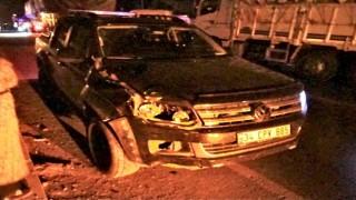 Bingölde aracın çarptığı kadın hayatını kaybetti