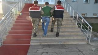 Bingölde haklarında kesinleşmiş hapis cezası bulunan 2 şüpheli tutuklandı