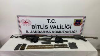 Bitliste 1 terörist silahı ile birlikte etkisiz hale getirildi
