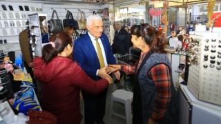 Büyükşehirden esnafa 500 TL yardım paketi