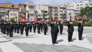 Çanakkalede Jandarma teşkilatının 182inci yılı törenle kutlandı