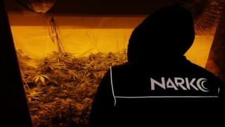 Çankırıda 2.7 kilogram esrar ele geçirildi, 3 tutuklama
