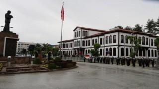 Çankırıda Jandarma Teşkilatının 182. kuruluş yıl dönümü kutlandı