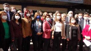 CHP Heyeti Çankırıda partililerle buluştu