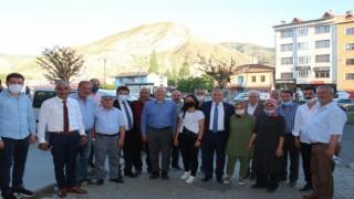 CHP Milletvekilleri Oltuda