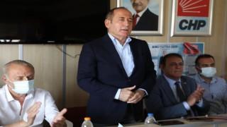 CHPli Hamzaçebiden Başkan Atabaya destek