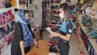Cizre polisi, Suç eşyasının alınıp, satılması ve cezası konusunda vatandaşları bilgilendirdi