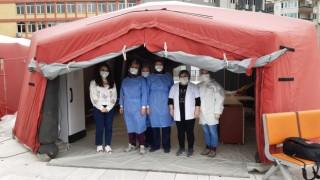 Covid-19 aşısı meydanda yapılacak