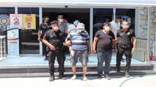 Didimde 6 aranan şahıs yakalandı