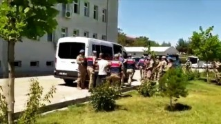 Diyarbakırdaki terör operasyonunda 1 tutuklama