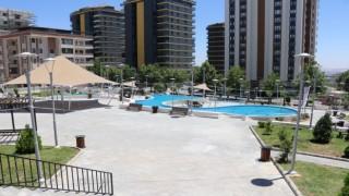 Doğukent 7 bin metrekarelik modern parka kavuştu