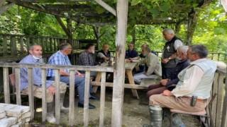 Düzcede orman köylüsüne kredi desteği devam ediyor