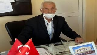 Edirnede muhtar Covid-19dan hayatını kaybetti