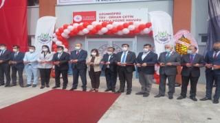 Edirnenin en büyük spor kompleksi açıldı