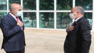 Emniyet Genel Müdürü Aktaş Mardinde