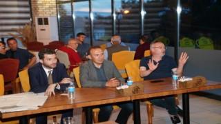 Erbaada orta ölçekli sanayi sitesi için istişare toplantısı yapıldı