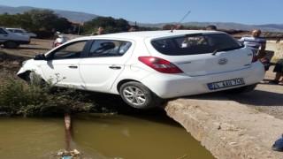 Erzincanda trafik kazası: 3 yaralı