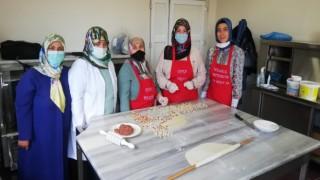 Ev hanımlarına aşçılık kursu