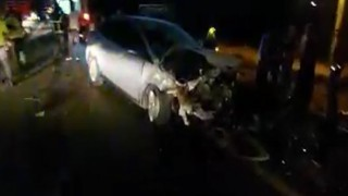 Gaziantepte zincirleme trafik kazası: 2si ağır 5 yaralı