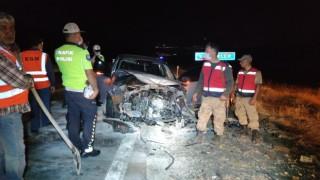 Gaziantepteki zincirleme kazada bir kişi öldü