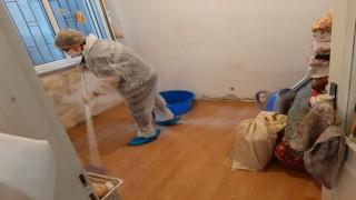 Giresun Belediyesi evde bakım ve sağlık hizmetine yeniden başladı