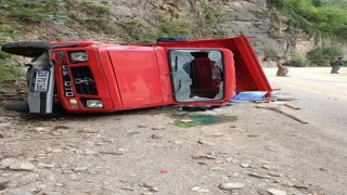Giresunda trafik kazası: 1 ölü