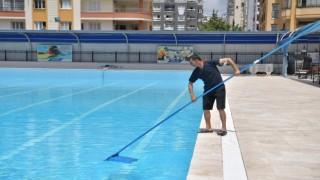 Havuzlarda hijyen seferberliği
