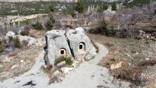 Hitit dönemine ait 5 bin yıllık anıt mezar ziyaretçilerini bekliyor