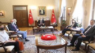 Hollanda-Suriye Özel Temsilcisi Büyükelçi Emiel De Bont Hatayda