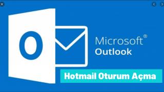 Hotmail E-Posta Servisinin Özellikleri