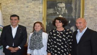 İzmir Büyükşehir Belediye Başkanı Soyer: Batı ile doğu arasındaki işbirliğini geliştirmeyi hedefliyoruz