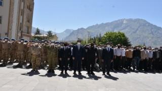 Jandarma Teşkilatının 182. kuruluş yıldönümü