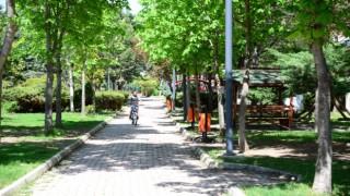 Kahramankazanda parklar göz kamaştırıyor
