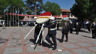 Karamanda Jandarma Teşkilatının 182. Kuruluş Yıldönümü kutlandı