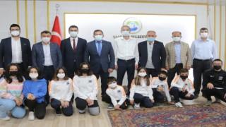 Kayseri Gençlik Ve Spor İl Müdüründen Başkan Öztürke teşekkür