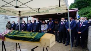 Kazada hayatını kaybeden Büşra öğretmen, toprağa verildi