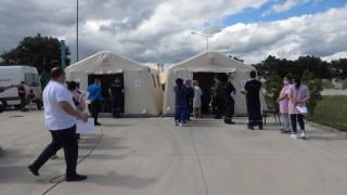 Kırklareli OSBde 8 bin 532 kişi aşılandı